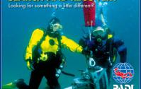 Scarch and recovery course with eco diver